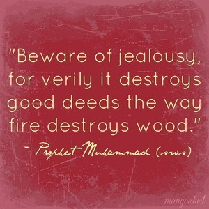 Hasad and jealousy in islam and Hasad symptoms